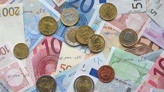 أسعار العملات العربية والأجنبية طبقًا للنشرة اليومية الصادرة عن البنك الأهلي اليوم السبت الموافق 6-8-2016