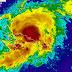 Isaías empieza a salir de la zona de pronóstico de La República Dominicana.