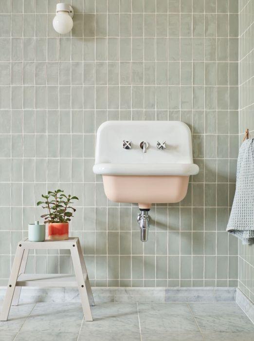 Interiors   Retro bathroom basins & sinks