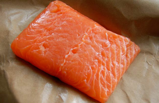 Farmed Salmon