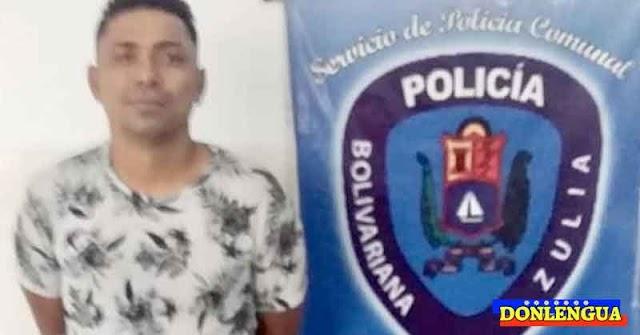 Chavista PRESO por grabar a su hijo de 3 años mientras lo golpeaba salvajemente