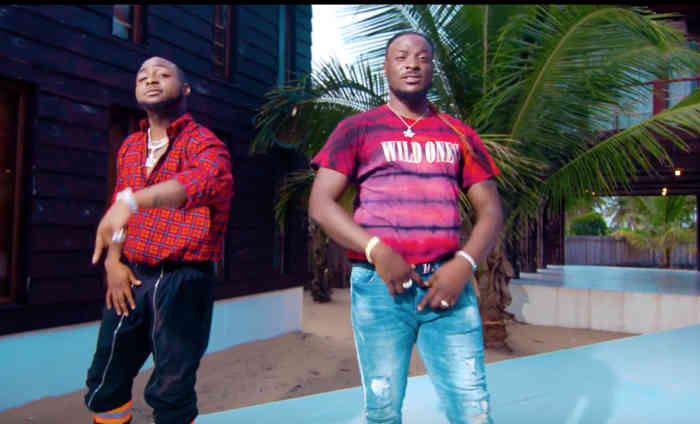 DMW Presents Visuals To TWISTED ft Davido & Peruzzi