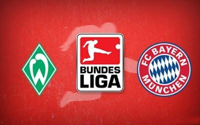 مشاهدة مباراة بايرن ميونخ ضد فيردر بريمن 13-3-2021 بث مباشر في الدوري الالماني