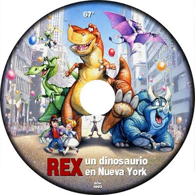 Rex - un dinosaurio en Nueva York - [1993]