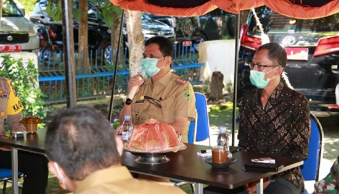 Hari Ini, ODP Barru Berkurang Jadi 32, Termasuk di Dusun Labungnge