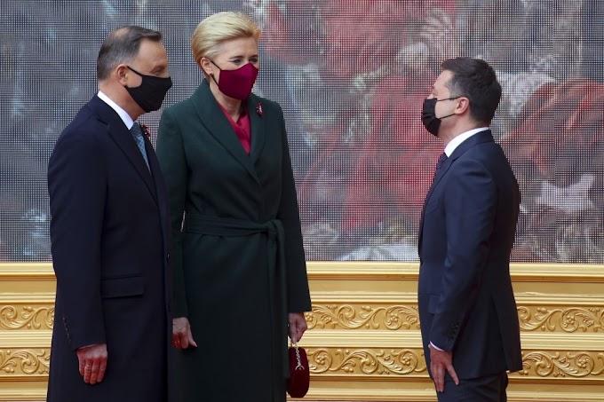 Öt közép- és kelet-európai államfő: a nemzetek szolidaritása válasz a mai biztonsági veszélyekre
