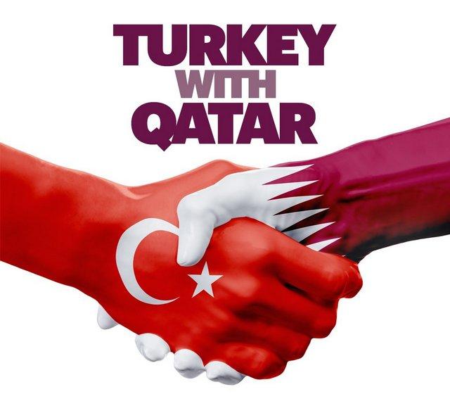 Embargo QATAR Dan Kudeta TURKI, Sudah DITARGET Israel