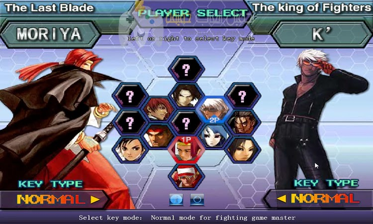 تحميل لعبة المصارعة والقتال King of Fighters مجانًا