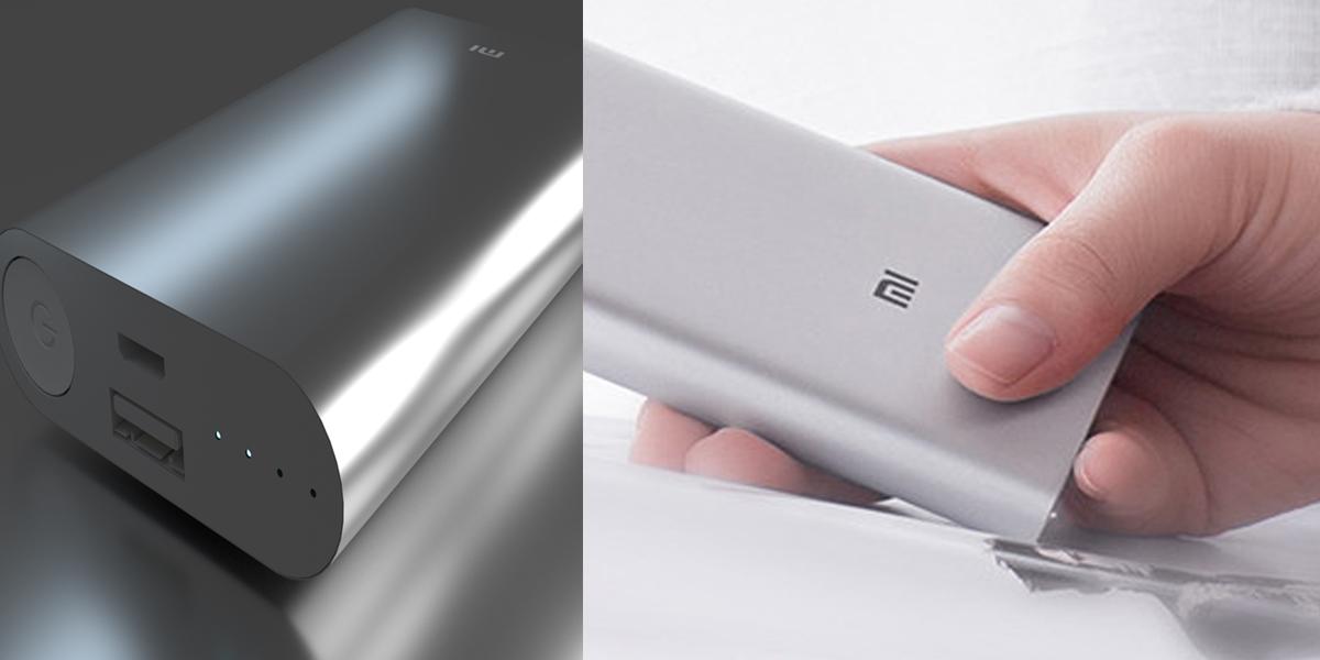 La nueva batería externa de Xiaomi es de 20.000mAh