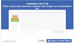 Cara Membuat Halaman Fanspage di FB