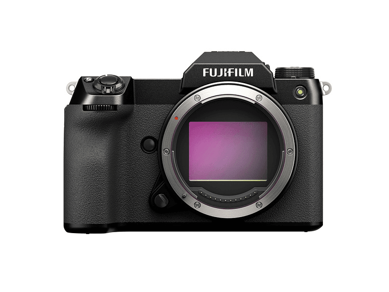 FUJIFILM GFX 50S II with IBIS, slimmer body and lower price tag launched!