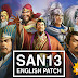 NEW ! SAN13 ENGLISH PATCH