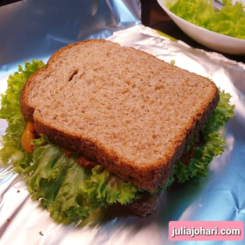 Meal Prep - cara persiapan makanan sepanjang perjalanan turun berat badan | Aku Kisah Berat Badan