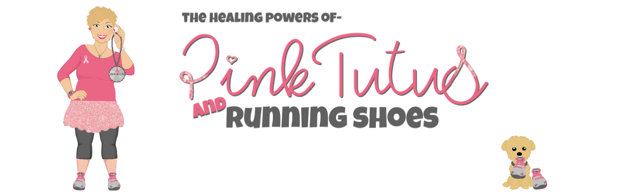 Pink Tutus and Running Shoes