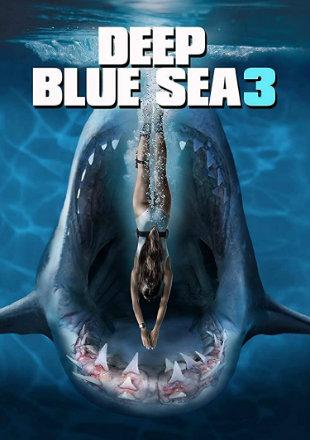 Deep Blue Sea 3 2020 HDRip 720p Dual Audio In Hindi English