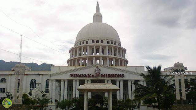 Popular University in Salem Tamil Nadu
