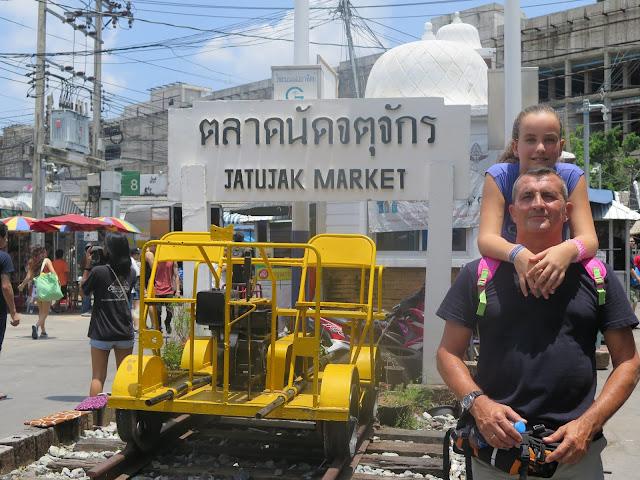 Mercado de Chatuchak - Bangkok