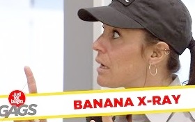Funny Video – Long Banana in Man's Pants