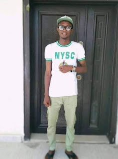 Unemployed graduate burns his BSc, NYSC certificates out of frustration
