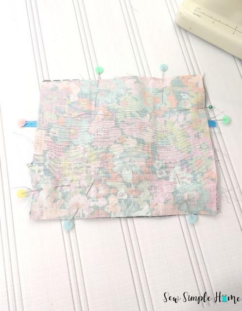 diy tea wallet pattern