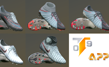 Nike Rising Fast Pack   Pes2017   Released [27.08.2017]