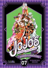 JOJO'S BIZARRE ADVENTURE Diamond Is Unbreakable #7