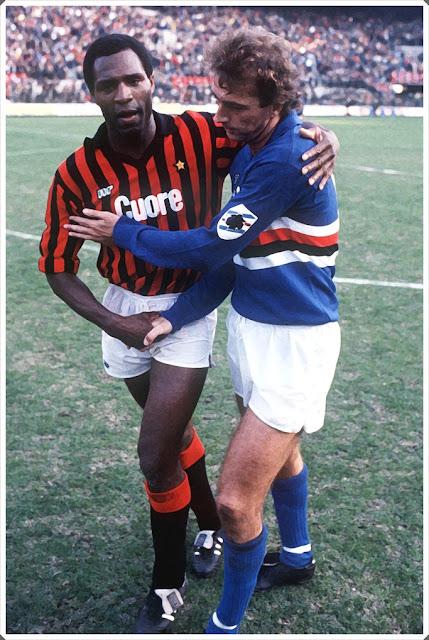 Luther Blissett Milan Sampdoria