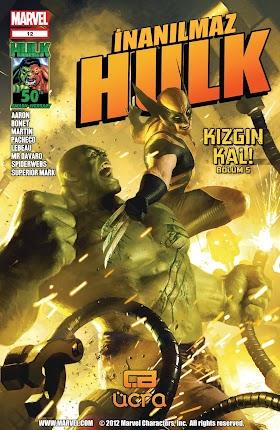 İnanılmaz Hulk #12