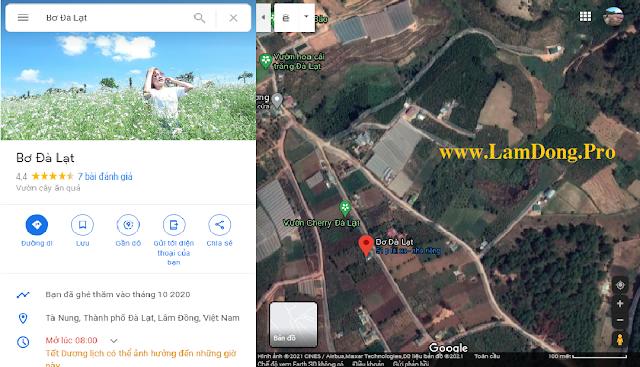 Tạo địa điểm Google Maps