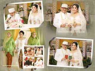 Wedding of Tiniati Sukari & Sukaya