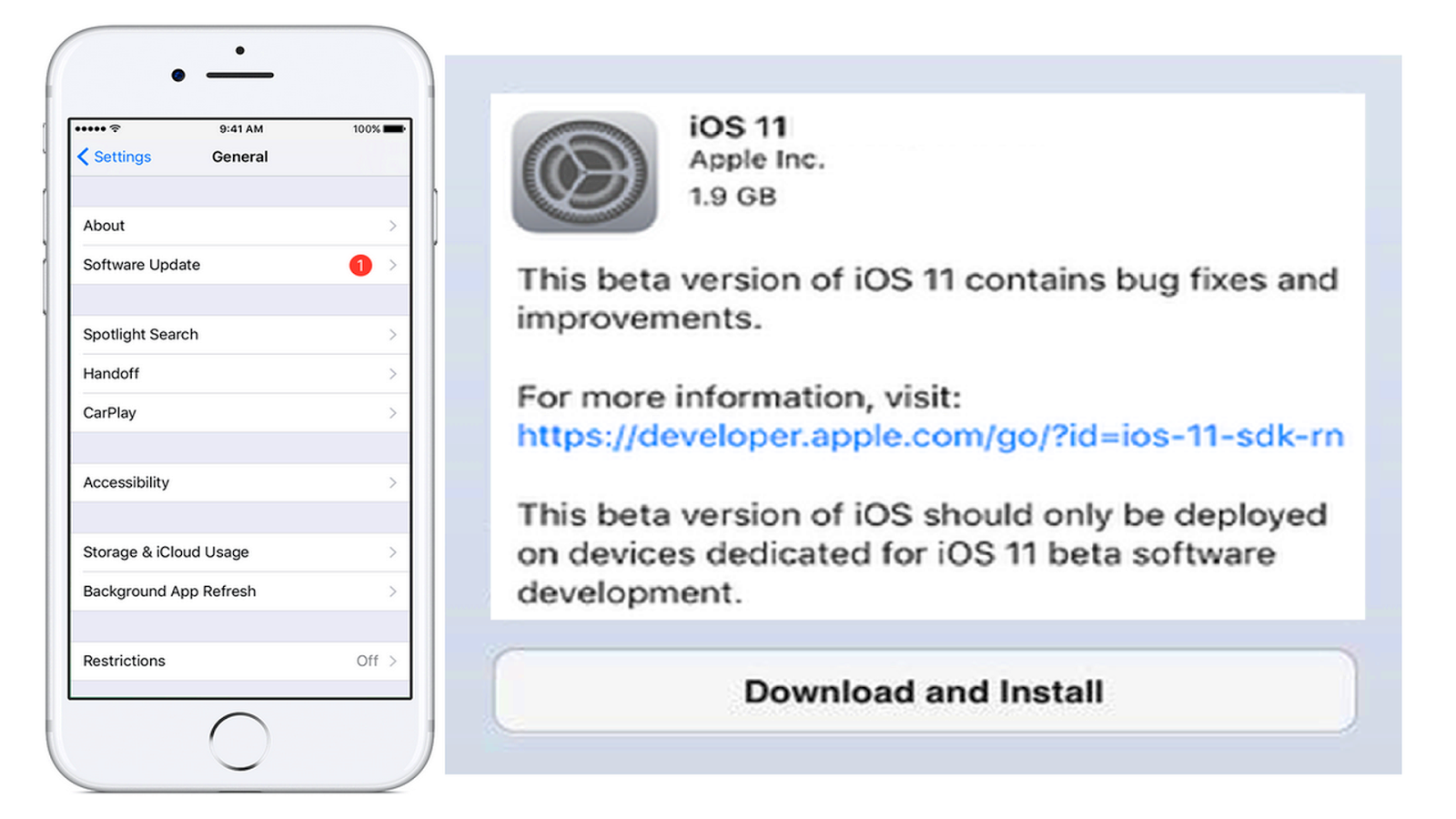 Apple Releases iOS 11.2.1 Software Update - Geeky Gadgets