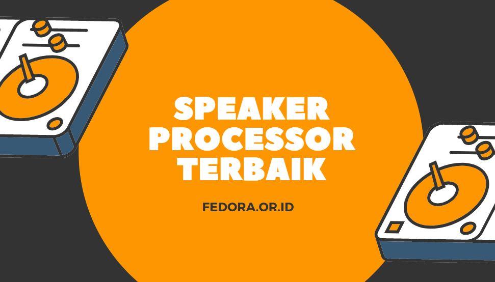 speaker processor untuk mobil