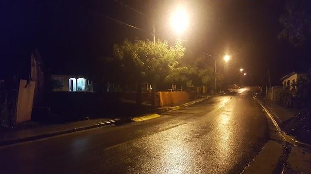 Alcaldía desarrolla jornada de iluminación calles de Bohechío