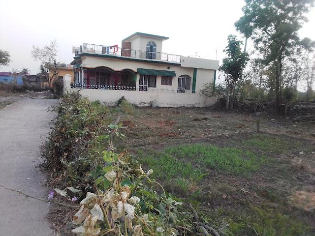 Residential  5Biswa Plot for Sale at Padampur Kotdwara Uttarakhand