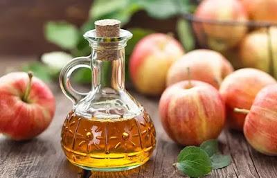 ocet jabłkowy na zajady