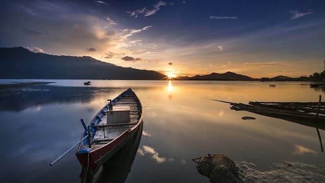 Write an Essay on A Boat Journey