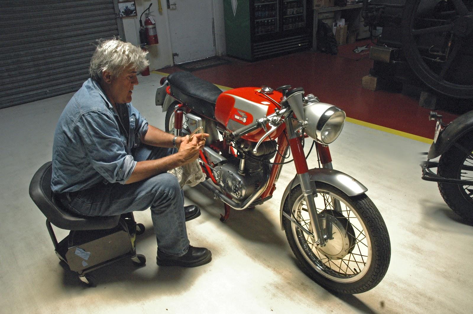 Bikewriter Com Good Night Jay Leno