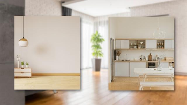 lantai sintetis rumah minimalis