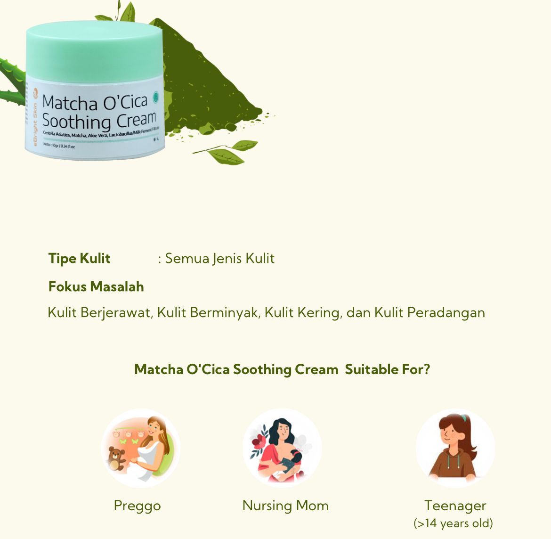 cream natural, probiotik, manfaat probiotik untuk kulit