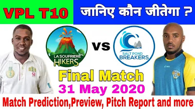 Who will win SPB vs LSH final T10I Match