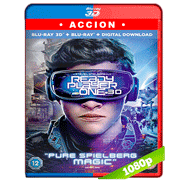 Ready Player One: Comienza el juego (2018) 3D SBS 1080p Audio Dual Latino-Ingles