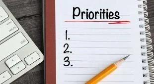 goal Prioritize goal