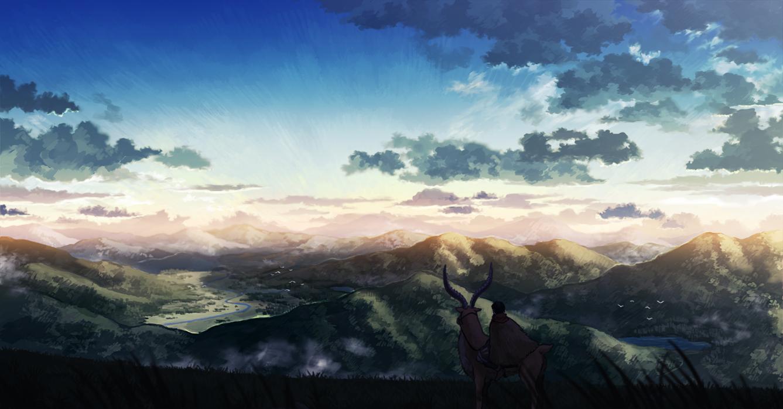 Prince Ashitaka hd wallpaper