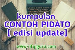 Kumpulan Pidato Bahasa Indonesia [Edisi Update]
