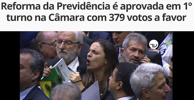 VIVA BOLSONARO!! Que fez a Câmara assumir sua responsabilidade sem a velha política