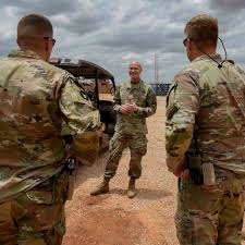 From Somalia US President Donald Trump has ordered withdraw all American troops
