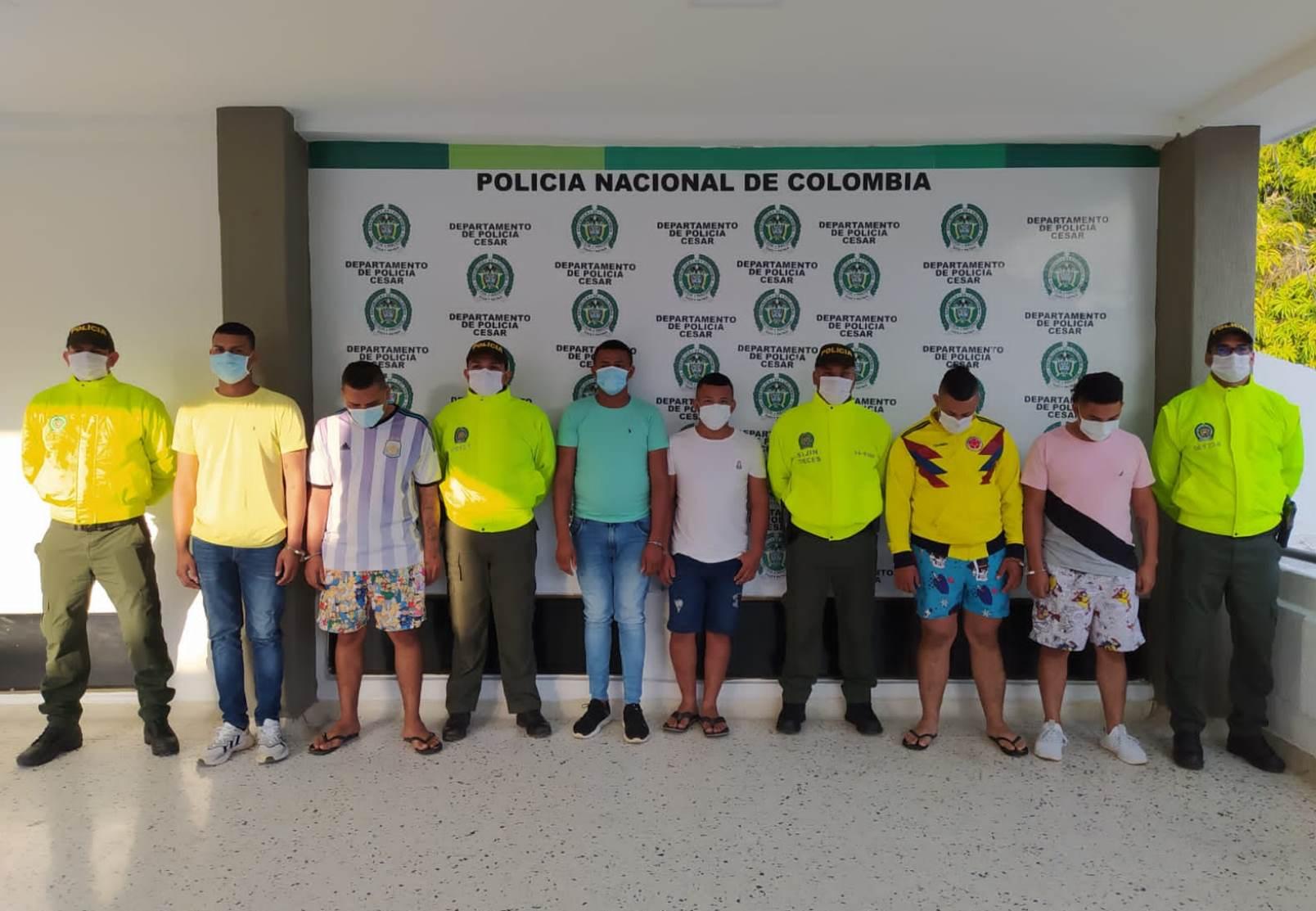 hoyennoticia.com, Desarticulada banda de atracadores en Valledupar