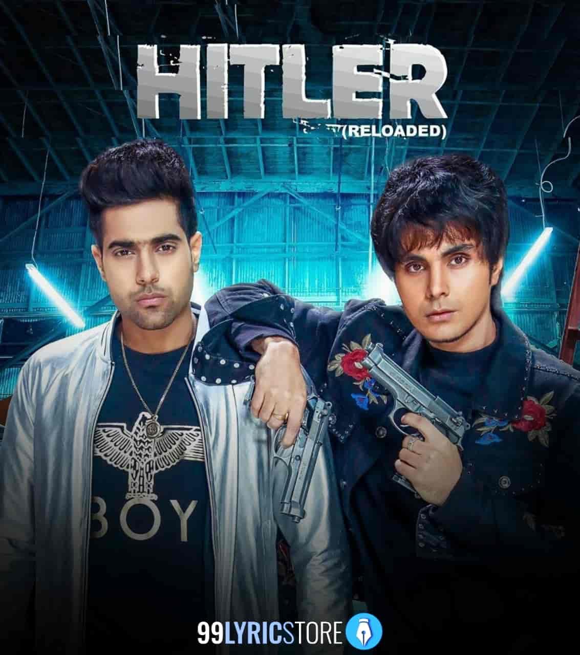 Hitler Reloaded Punjabi Song Images From Movie Shooter