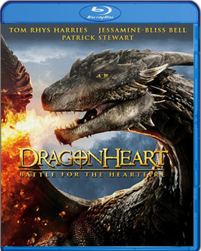 Dragonheart: Battle for the Heartfire [2017] [BD25] [Latino]