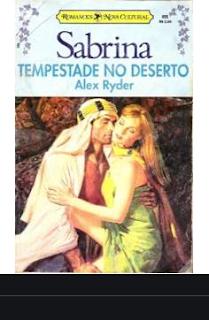 TEMPESTADE NO DESERTO - Alex Ryder